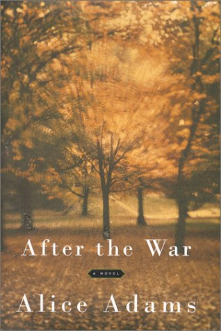 After the War: Alice Adams