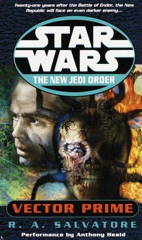 Star Wars: The New Jedi Order: Vector: R.A. Salvatore