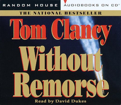 Without Remorse (Tom Clancy) (0375406999) by Clancy, Tom