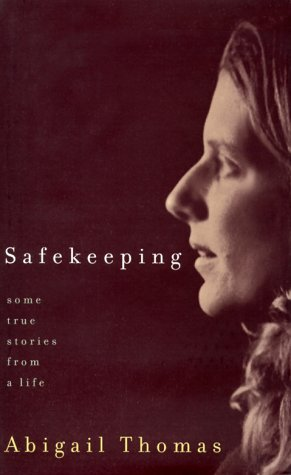 9780375408076: Safekeeping: Some True Stories from a Life
