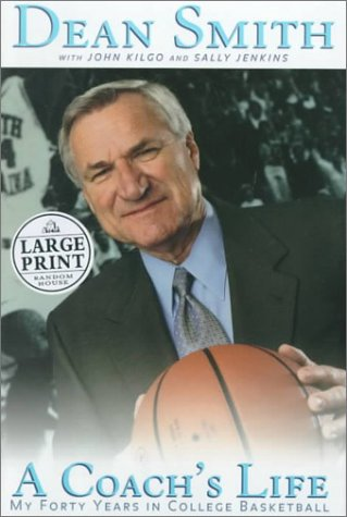 9780375408649: A Coach's Life (Random House Large Print)