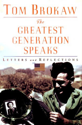9780375409226: The Greatest Generation Speaks