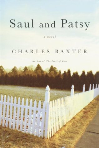 Saul and Patsy: BAXTER, Charles