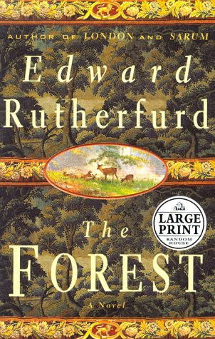 9780375410376: The Forest (Random House Large Print)