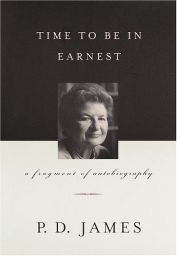 9780375410666: Time to Be in Earnest : A Fragment of Autobiography