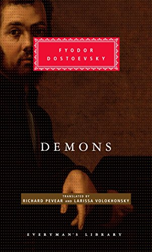 9780375411229: Demons (Everyman's Library)