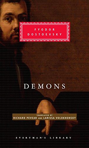 9780375411229: Demons (Everyman's Library, 182)