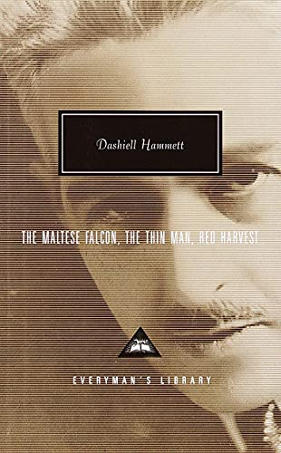 9780375411250: The Maltese Falcon, the Thin Man, Red Harvest (Everyman's Library (Cloth))