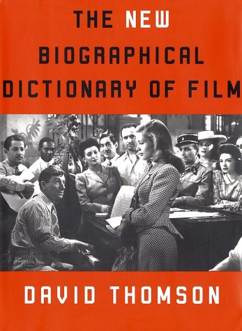 9780375411281: The New Biographical Dictionary of Film
