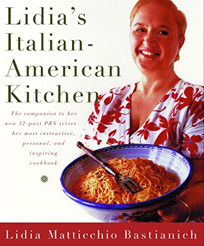 Lidia's Italian-American Kitchen (SIGNED)