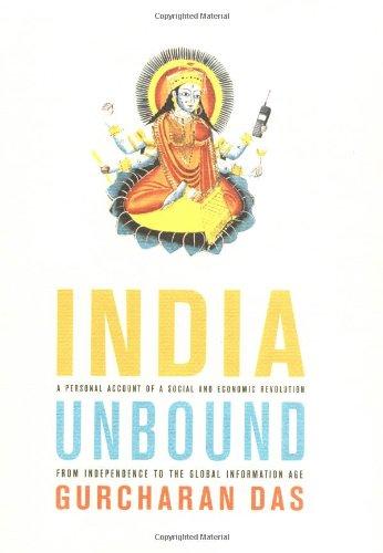 9780375411649: India Unbound