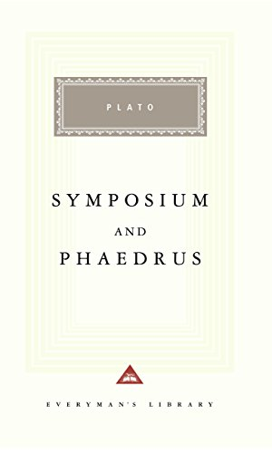 9780375411748: Symposium and Phaedrus (Everyman's Library)