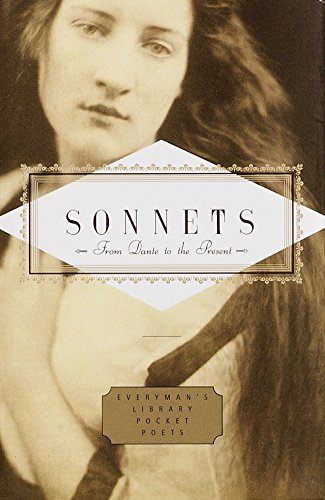 9780375411779: Sonnets: From Dante to the Present (Everyman's Library Pocket Poets Series)
