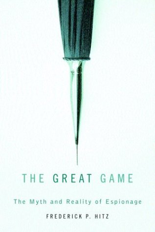 9780375412103: The Great Game: The Myth and Reality of Espionage