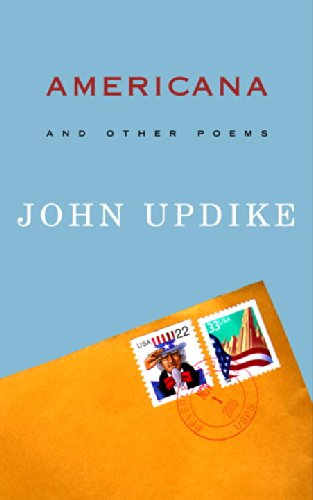 9780375412547: Americana: and Other Poems