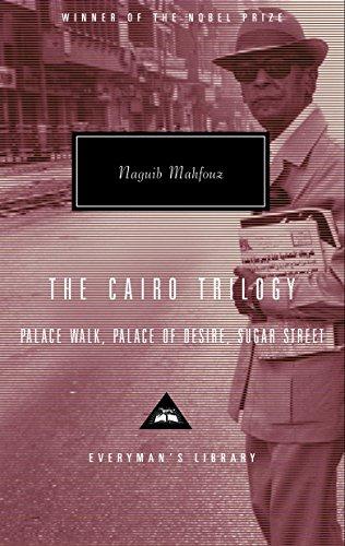 9780375413315: The Cairo Trilogy: Palace Walk, Palace of Desire, Sugar Street (Everyman's Library)