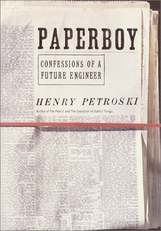 9780375413537: Paperboy: Confessions of a Future Engineer