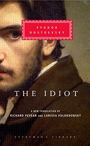 9780375413926: The Idiot [With Ribbon Book Mark] (Everyman's Library (Cloth))