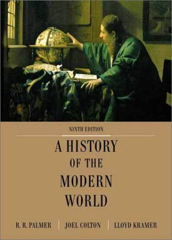 9780375413988: A History of the Modern World (9th Edition)