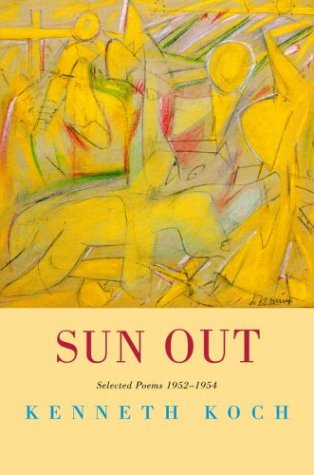 Sun Out Selected Poems 1952-1954