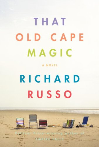 That Old Cape Magic: Russo, Richard