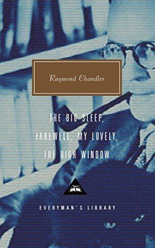 The Big Sleep/Farewell, My Lovely/the High Window: Chandler, Raymond