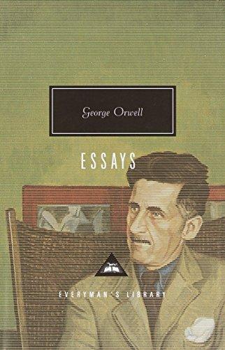 Essays (Everyman's Library Classics & Contemporary Classics): George Orwell