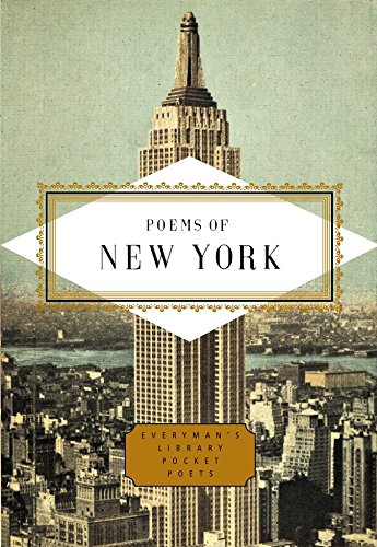 9780375415043: Poems of New York (Everyman's Library Pocket Poets Series)