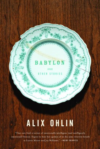 Babylon and Other Stories: Ohlin, Alix