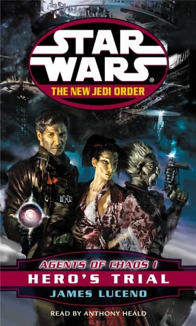 9780375415739: Agents of Chaos 1: Hero's Trial (Star Wars: The New Jedi Order)