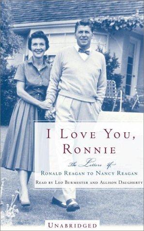 I Love You, Ronnie: Nancy Reagan