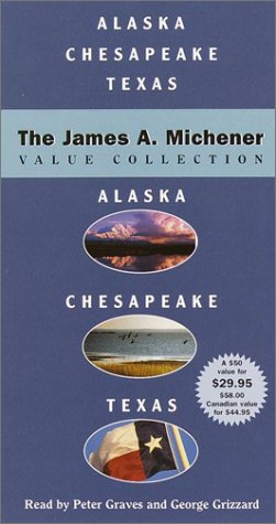 The James Michener Value Collection: Alaska, Texas,: Michener, James A.