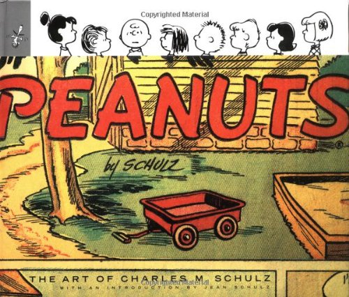 9780375420979: Peanuts: The Art of Charles M. Schulz