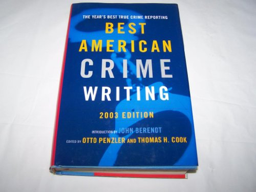 9780375421648: Best American Crime Writing: 2003