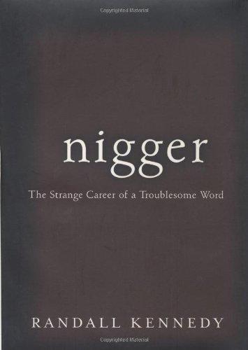 9780375421723: Nigger