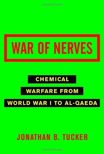 9780375422294: War of Nerves: Chemical Warfare from World War I to al-Qaeda