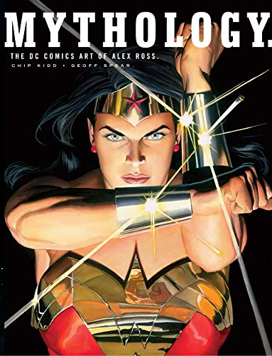 9780375422409: Mythology: the Dc Comics Art of Ale
