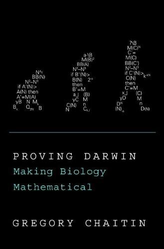 9780375423147: Proving Darwin: Making Biology Mathematical