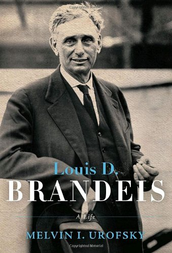 9780375423666: Louis D. Brandeis: A Life
