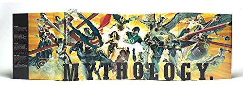 9780375423833: Mythology: The Dc Comics Art Of Alex Ross