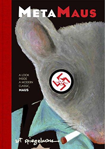 9780375423949: MetaMaus: A Look Inside a Modern Classic, Maus (Book + DVD-R)