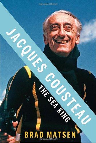 9780375424137: Jacques Cousteau: The Sea King