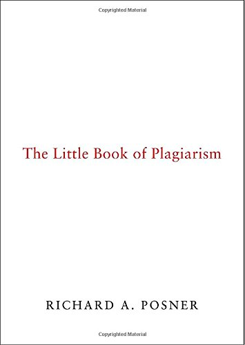 9780375424755: The Little Book of Plagiarism