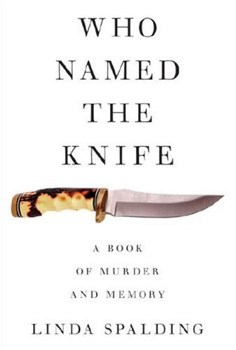 Who Named the Knife