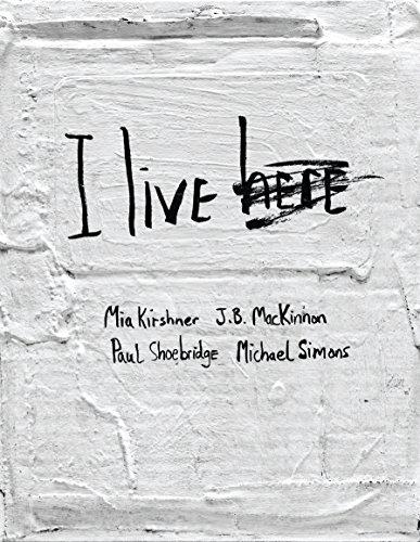 I Live Here: Paul Shoebridge; J.