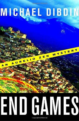 9780375425219: End Games: An Aurelio Zen Mystery (Aurelio Zen Mysteries)