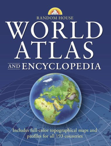 Random House World Atlas and Encyclopedia (9780375426100) by Random House