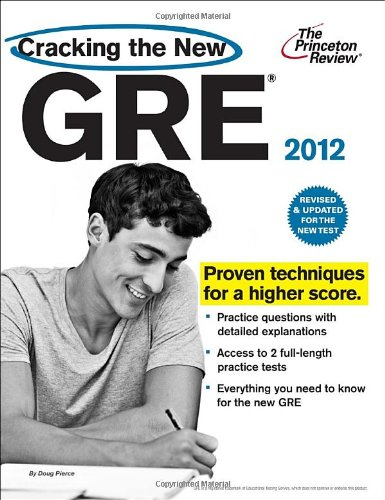 9780375428180: Cracking the New GRE (Cracking the Gre)