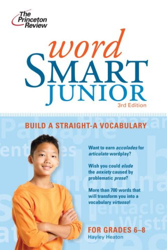 9780375428715: Word Smart Junior, 3rd Edition (Smart Juniors Guide for Grades 6 to 8)