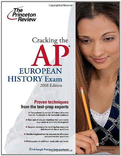 9780375428906: Cracking the AP Environmental Science Exam: 2009 Edition